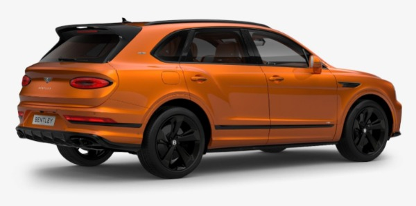 New 2021 Bentley Bentayga V8 First Edition for sale $260,360 at Rolls-Royce Motor Cars Greenwich in Greenwich CT 06830 3