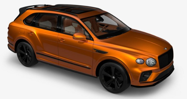 New 2021 Bentley Bentayga V8 First Edition for sale $260,360 at Rolls-Royce Motor Cars Greenwich in Greenwich CT 06830 5