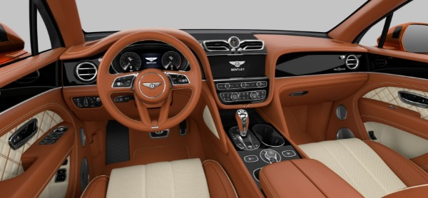 New 2021 Bentley Bentayga V8 First Edition for sale $260,360 at Rolls-Royce Motor Cars Greenwich in Greenwich CT 06830 6