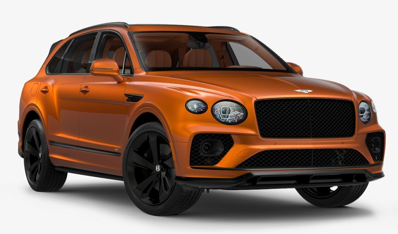 New 2021 Bentley Bentayga V8 First Edition for sale $260,360 at Rolls-Royce Motor Cars Greenwich in Greenwich CT 06830 1