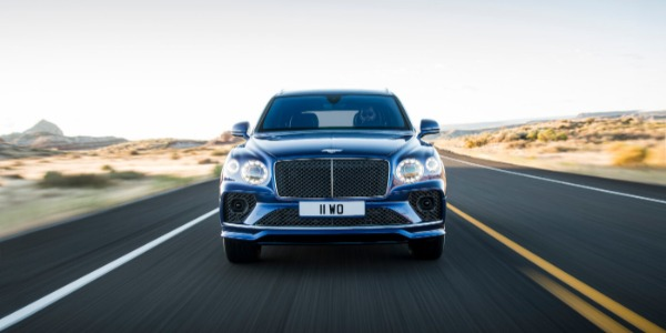 New 2021 Bentley Bentayga Speed for sale Sold at Rolls-Royce Motor Cars Greenwich in Greenwich CT 06830 2
