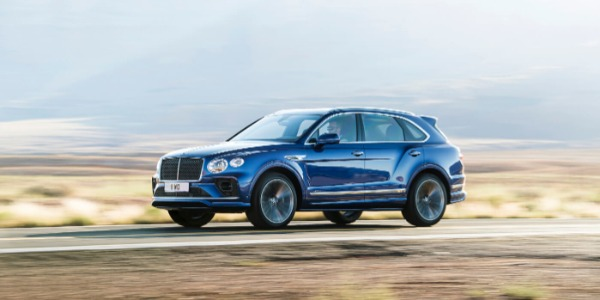 New 2021 Bentley Bentayga Speed for sale Sold at Rolls-Royce Motor Cars Greenwich in Greenwich CT 06830 1