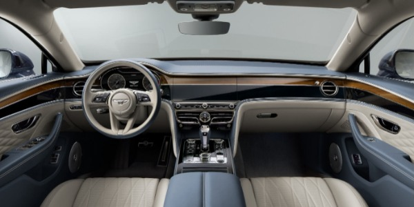 New 2021 Bentley Flying Spur W12 for sale Call for price at Rolls-Royce Motor Cars Greenwich in Greenwich CT 06830 2