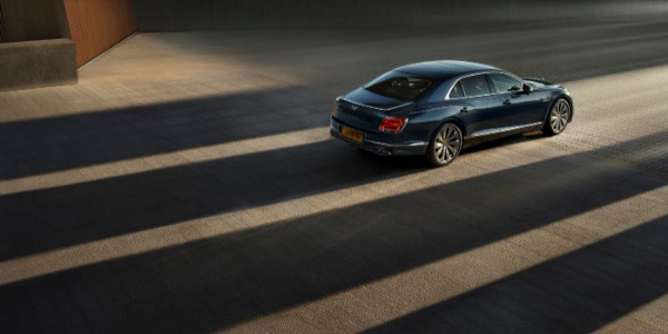 New 2021 Bentley Flying Spur W12 for sale Call for price at Rolls-Royce Motor Cars Greenwich in Greenwich CT 06830 4