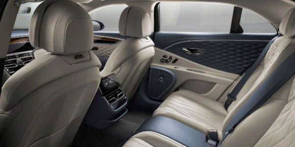 New 2021 Bentley Flying Spur W12 for sale Call for price at Rolls-Royce Motor Cars Greenwich in Greenwich CT 06830 5