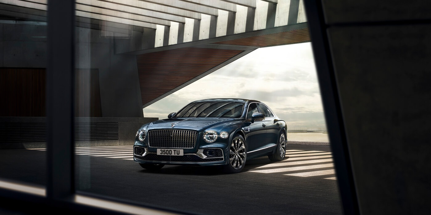 New 2021 Bentley Flying Spur W12 for sale Call for price at Rolls-Royce Motor Cars Greenwich in Greenwich CT 06830 1