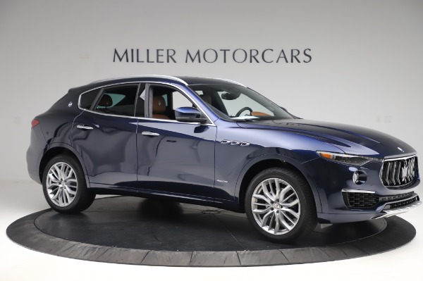 New 2020 Maserati Levante Q4 GranLusso for sale $88,635 at Rolls-Royce Motor Cars Greenwich in Greenwich CT 06830 10