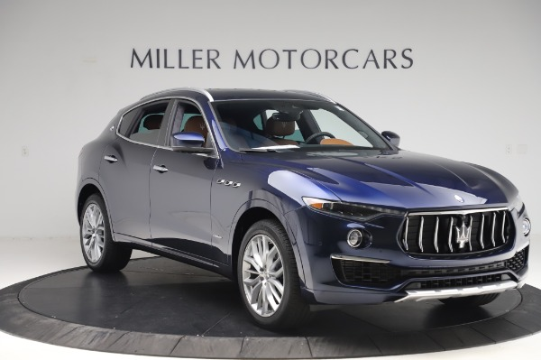 New 2020 Maserati Levante Q4 GranLusso for sale $88,635 at Rolls-Royce Motor Cars Greenwich in Greenwich CT 06830 11