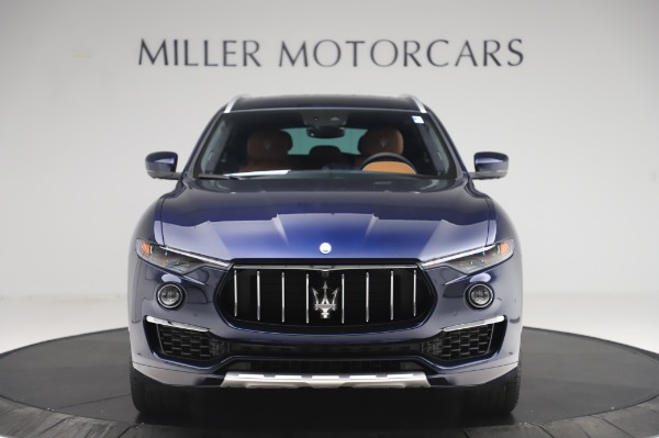 New 2020 Maserati Levante Q4 GranLusso for sale $88,635 at Rolls-Royce Motor Cars Greenwich in Greenwich CT 06830 12