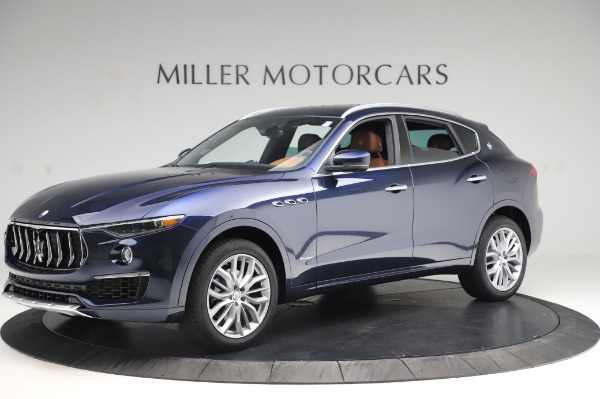 New 2020 Maserati Levante Q4 GranLusso for sale $88,635 at Rolls-Royce Motor Cars Greenwich in Greenwich CT 06830 2