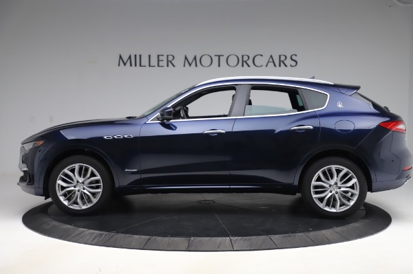 New 2020 Maserati Levante Q4 GranLusso for sale $88,635 at Rolls-Royce Motor Cars Greenwich in Greenwich CT 06830 3