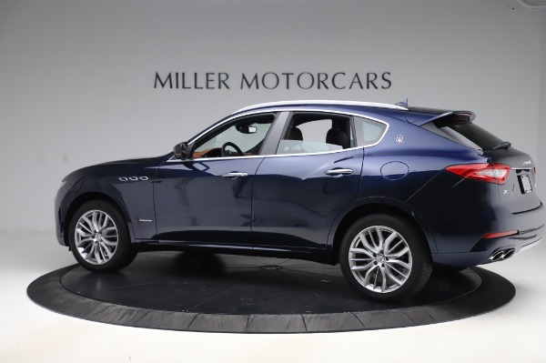 New 2020 Maserati Levante Q4 GranLusso for sale $88,635 at Rolls-Royce Motor Cars Greenwich in Greenwich CT 06830 4