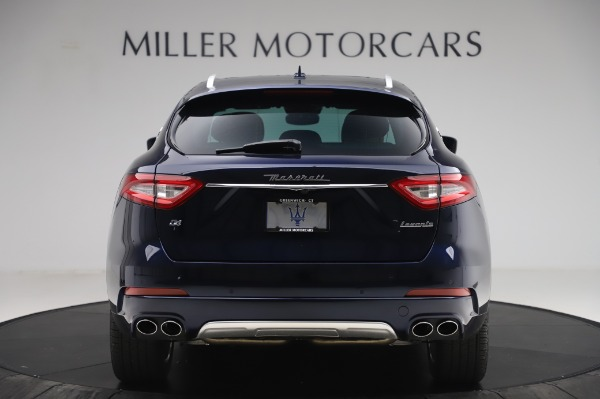 New 2020 Maserati Levante Q4 GranLusso for sale $88,635 at Rolls-Royce Motor Cars Greenwich in Greenwich CT 06830 6