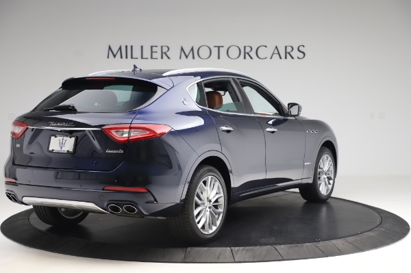 New 2020 Maserati Levante Q4 GranLusso for sale $88,635 at Rolls-Royce Motor Cars Greenwich in Greenwich CT 06830 7