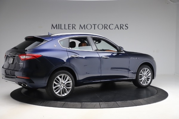 New 2020 Maserati Levante Q4 GranLusso for sale $88,635 at Rolls-Royce Motor Cars Greenwich in Greenwich CT 06830 8