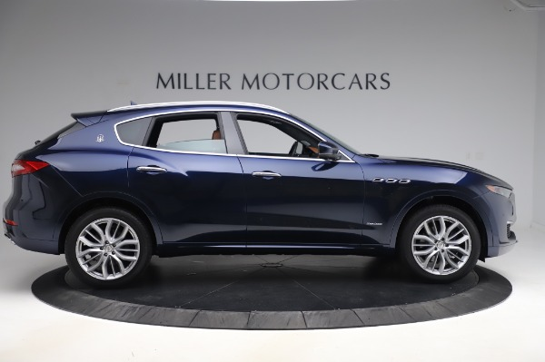 New 2020 Maserati Levante Q4 GranLusso for sale $88,635 at Rolls-Royce Motor Cars Greenwich in Greenwich CT 06830 9