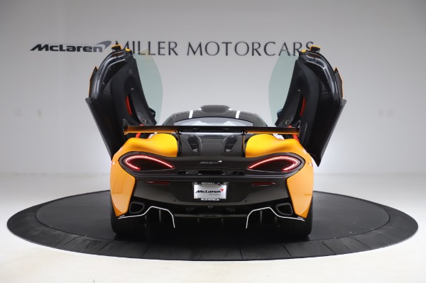 New 2020 McLaren 620R Coupe for sale Call for price at Rolls-Royce Motor Cars Greenwich in Greenwich CT 06830 13