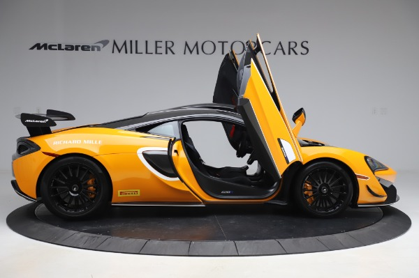 New 2020 McLaren 620R Coupe for sale Call for price at Rolls-Royce Motor Cars Greenwich in Greenwich CT 06830 15