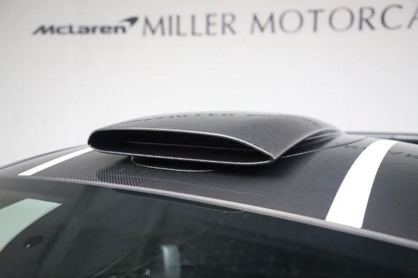 New 2020 McLaren 620R Coupe for sale Call for price at Rolls-Royce Motor Cars Greenwich in Greenwich CT 06830 21