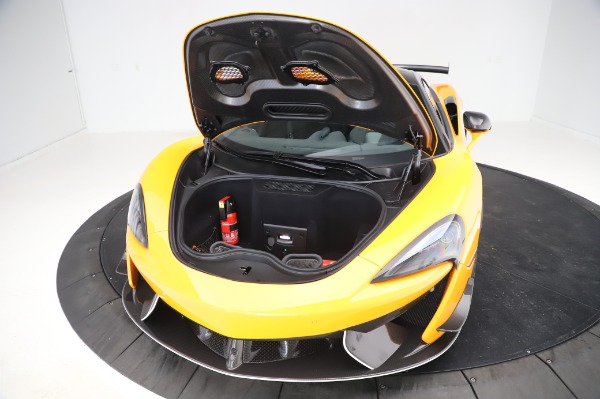 New 2020 McLaren 620R Coupe for sale Call for price at Rolls-Royce Motor Cars Greenwich in Greenwich CT 06830 23