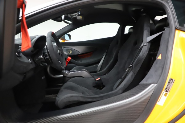 New 2020 McLaren 620R Coupe for sale Call for price at Rolls-Royce Motor Cars Greenwich in Greenwich CT 06830 24
