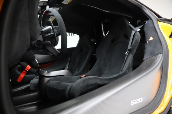 New 2020 McLaren 620R Coupe for sale Call for price at Rolls-Royce Motor Cars Greenwich in Greenwich CT 06830 25