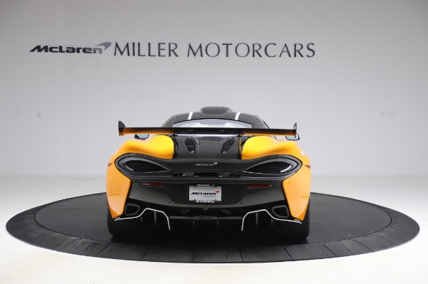 New 2020 McLaren 620R Coupe for sale Call for price at Rolls-Royce Motor Cars Greenwich in Greenwich CT 06830 4