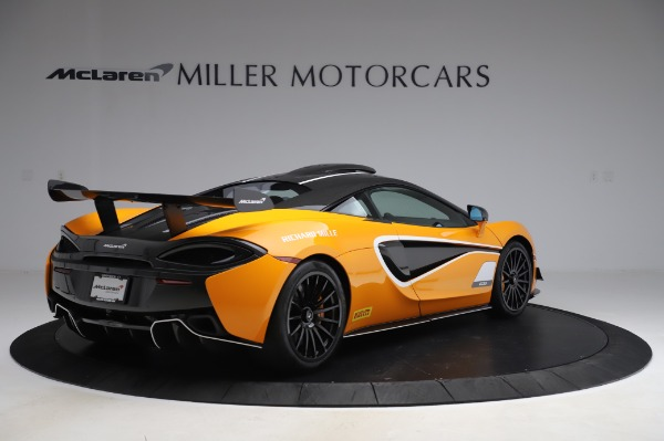 New 2020 McLaren 620R Coupe for sale Call for price at Rolls-Royce Motor Cars Greenwich in Greenwich CT 06830 5