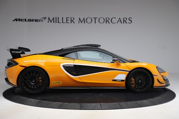 New 2020 McLaren 620R Coupe for sale Call for price at Rolls-Royce Motor Cars Greenwich in Greenwich CT 06830 6