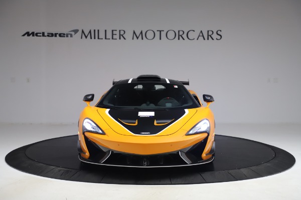 New 2020 McLaren 620R Coupe for sale Call for price at Rolls-Royce Motor Cars Greenwich in Greenwich CT 06830 8