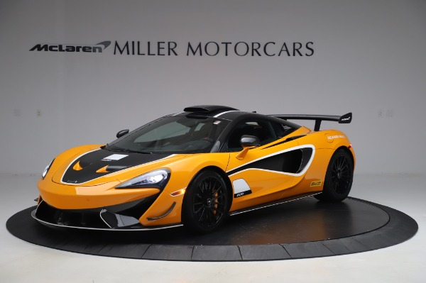 New 2020 McLaren 620R Coupe for sale Call for price at Rolls-Royce Motor Cars Greenwich in Greenwich CT 06830 1