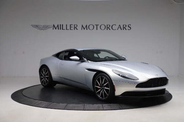 Used 2018 Aston Martin DB11 V8 Coupe for sale $147,900 at Rolls-Royce Motor Cars Greenwich in Greenwich CT 06830 10