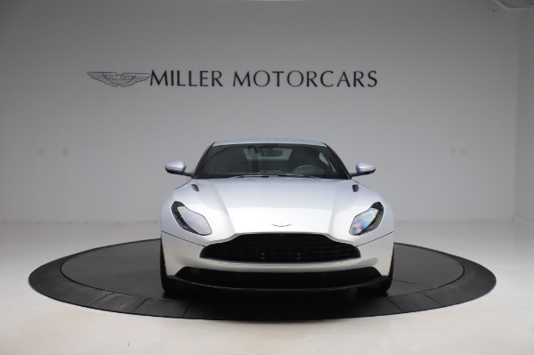 Used 2018 Aston Martin DB11 V8 Coupe for sale $147,900 at Rolls-Royce Motor Cars Greenwich in Greenwich CT 06830 11