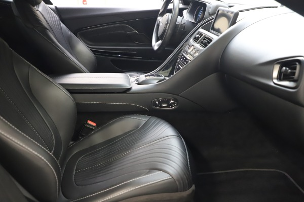 Used 2018 Aston Martin DB11 V8 Coupe for sale $147,900 at Rolls-Royce Motor Cars Greenwich in Greenwich CT 06830 19