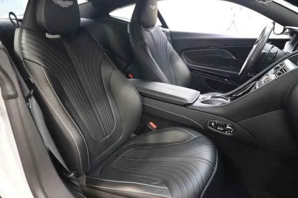Used 2018 Aston Martin DB11 V8 Coupe for sale $147,900 at Rolls-Royce Motor Cars Greenwich in Greenwich CT 06830 20