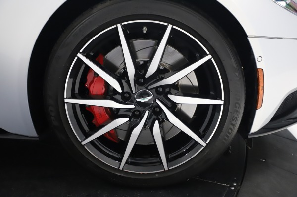 Used 2018 Aston Martin DB11 V8 Coupe for sale $147,900 at Rolls-Royce Motor Cars Greenwich in Greenwich CT 06830 21