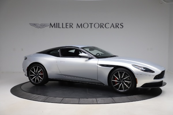 Used 2018 Aston Martin DB11 V8 Coupe for sale $147,900 at Rolls-Royce Motor Cars Greenwich in Greenwich CT 06830 9