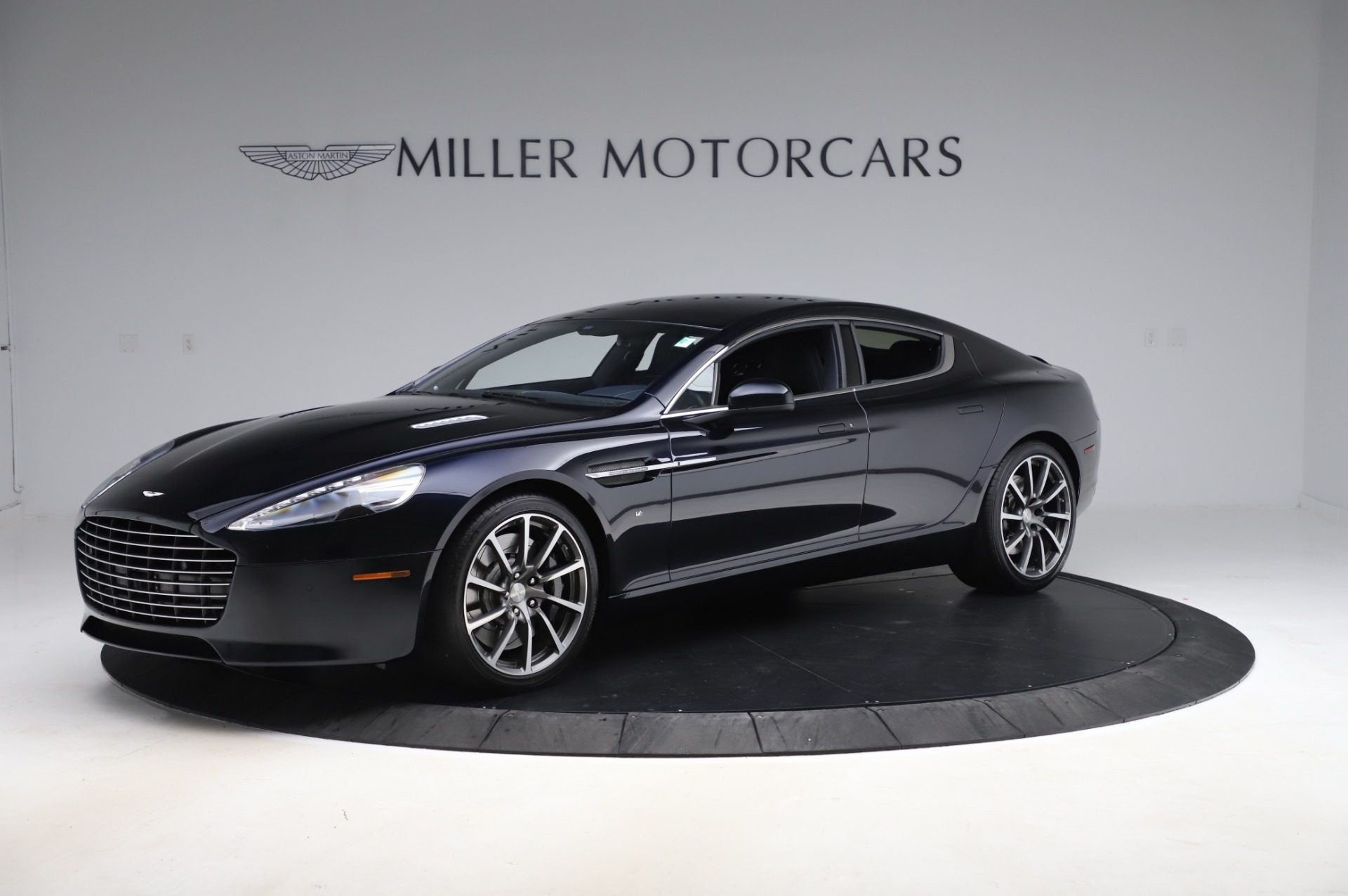 Used 2017 Aston Martin Rapide S Shadow Edition for sale $129,900 at Rolls-Royce Motor Cars Greenwich in Greenwich CT 06830 1