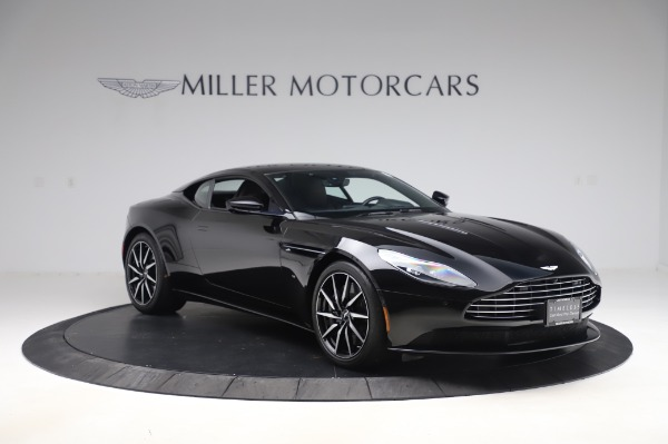 Used 2017 Aston Martin DB11 V12 for sale $149,900 at Rolls-Royce Motor Cars Greenwich in Greenwich CT 06830 10