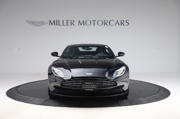 Used 2017 Aston Martin DB11 V12 Coupe for sale $149,900 at Rolls-Royce Motor Cars Greenwich in Greenwich CT 06830 11