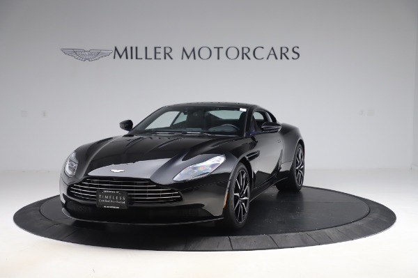 Used 2017 Aston Martin DB11 V12 Coupe for sale $149,900 at Rolls-Royce Motor Cars Greenwich in Greenwich CT 06830 12