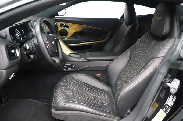 Used 2017 Aston Martin DB11 V12 for sale $149,900 at Rolls-Royce Motor Cars Greenwich in Greenwich CT 06830 14