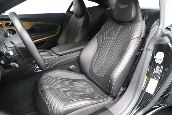 Used 2017 Aston Martin DB11 V12 for sale $149,900 at Rolls-Royce Motor Cars Greenwich in Greenwich CT 06830 15