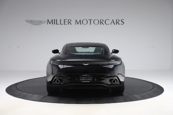 Used 2017 Aston Martin DB11 V12 Coupe for sale $149,900 at Rolls-Royce Motor Cars Greenwich in Greenwich CT 06830 5