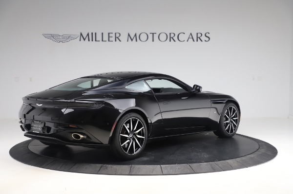 Used 2017 Aston Martin DB11 V12 for sale $149,900 at Rolls-Royce Motor Cars Greenwich in Greenwich CT 06830 7