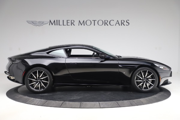 Used 2017 Aston Martin DB11 V12 Coupe for sale $149,900 at Rolls-Royce Motor Cars Greenwich in Greenwich CT 06830 8
