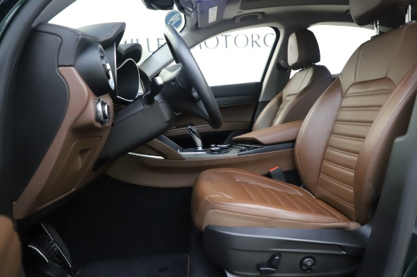 Used 2019 Alfa Romeo Stelvio Ti Lusso for sale Call for price at Rolls-Royce Motor Cars Greenwich in Greenwich CT 06830 14