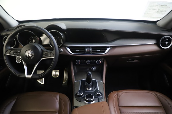 Used 2019 Alfa Romeo Stelvio Ti Lusso for sale Call for price at Rolls-Royce Motor Cars Greenwich in Greenwich CT 06830 16