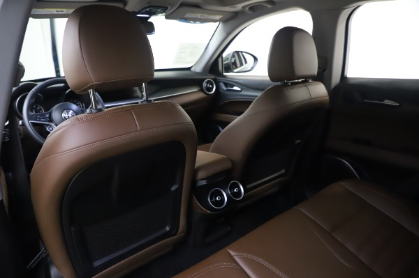 Used 2019 Alfa Romeo Stelvio Ti Lusso for sale Call for price at Rolls-Royce Motor Cars Greenwich in Greenwich CT 06830 20