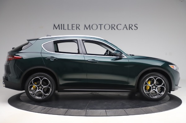 Used 2019 Alfa Romeo Stelvio Ti Lusso for sale Call for price at Rolls-Royce Motor Cars Greenwich in Greenwich CT 06830 9